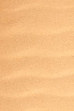 Beach sand background. Yellow sand Royalty Free Stock Images