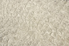 Beach sand pattern background Stock Photo