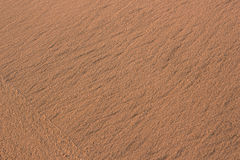 Beach sand pattern Royalty Free Stock Image