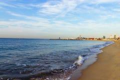 Beach sand sea Stock Photos