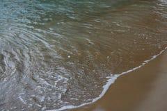 Beach sand sea Stock Photography