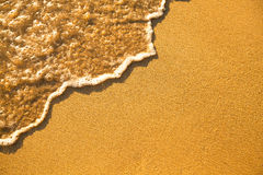 Beach sand texture Royalty Free Stock Image