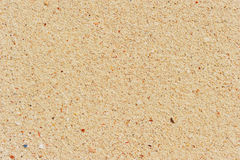 Beach sand texture, seamless Stock Photo