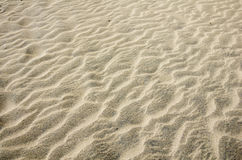 Beach sand Royalty Free Stock Photography