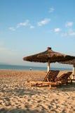 Beach in Sanya Royalty Free Stock Photos