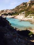 Beach sardegna. Beautiful beach sardegna royalty free stock images