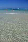 Beach in Sardinia, Italy Stock Images