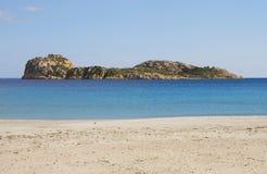 Beach in Sardinia Stock Photography