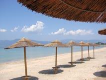 Beach scene Royalty Free Stock Photo