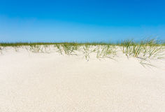 Beach Scene - Kampen, Sylt. Germany Stock Photo