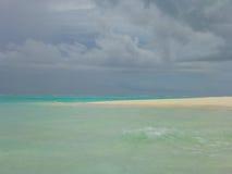 A Beach Scene Royalty Free Stock Image