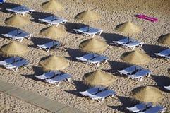 A beach scene Stock Photo