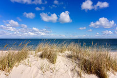 Beach Scene - Sylt Hoernum Stock Images