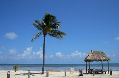 Beach scenery Royalty Free Stock Photo