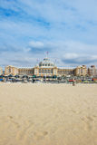 Beach in Scheveningen, Hague, Holland Stock Photography