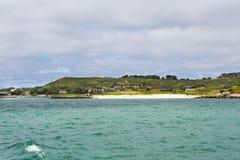 Beach Scilly Islands Royalty Free Stock Photos