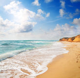 Beach and sea stock images