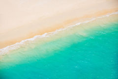 Beach and Sea. Royalty Free Stock Photos