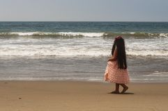 Beach, Sea, Body Of Water, Ocean royalty free stock photo