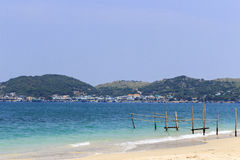 Beach sea Royalty Free Stock Image