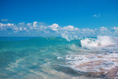 Beach. sea relaxation landscape Royalty Free Stock Photography