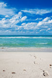 Beach. sea relaxation landscape Royalty Free Stock Image