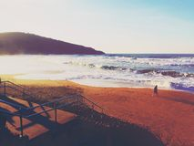 Beach sea summer Royalty Free Stock Image
