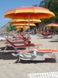 Vacation seaside in Italy Royalty Free Stock Photos