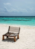 Beach seat Royalty Free Stock Photography