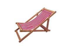 Beach Seat Stock Photography