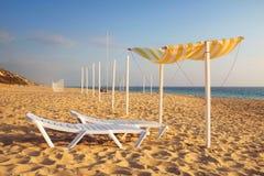 Beach Shader Royalty Free Stock Images