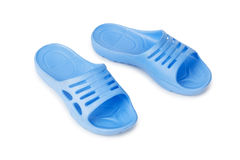 Beach shoes Stock Image