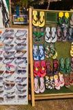 Beach shop, Morjim Royalty Free Stock Images