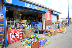 Beach shop. Stock Photography