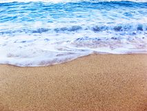Beach shore Royalty Free Stock Photography
