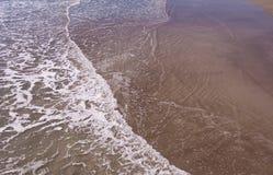 Beach shoreline Stock Photo