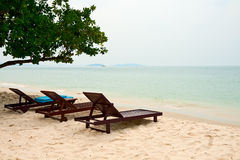 Beach in Sihanoukville Stock Photos
