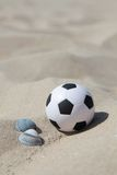 Beach soccer Royalty Free Stock Photos