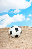 Beach soccer Royalty Free Stock Photos