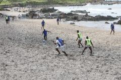 Beach soccer Royalty Free Stock Photo