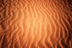 Beach with soft sand Royalty Free Stock Photos