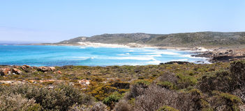Beach of South Africa Stock Image