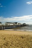 Beach at southwold Royalty Free Stock Photos