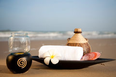 Beach SPA Stock Photos