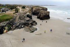 Beach. Spain Royalty Free Stock Photo