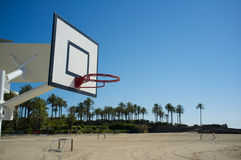 Beach sports Royalty Free Stock Photography