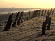 Beach, Spurn Point, Stock Image