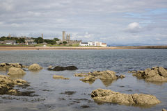 Beach at St Andrews; Scotland. Britain, UK stock image