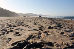 Beach at St Lucia Royalty Free Stock Photos