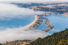The Beach - Stinson Stock Image